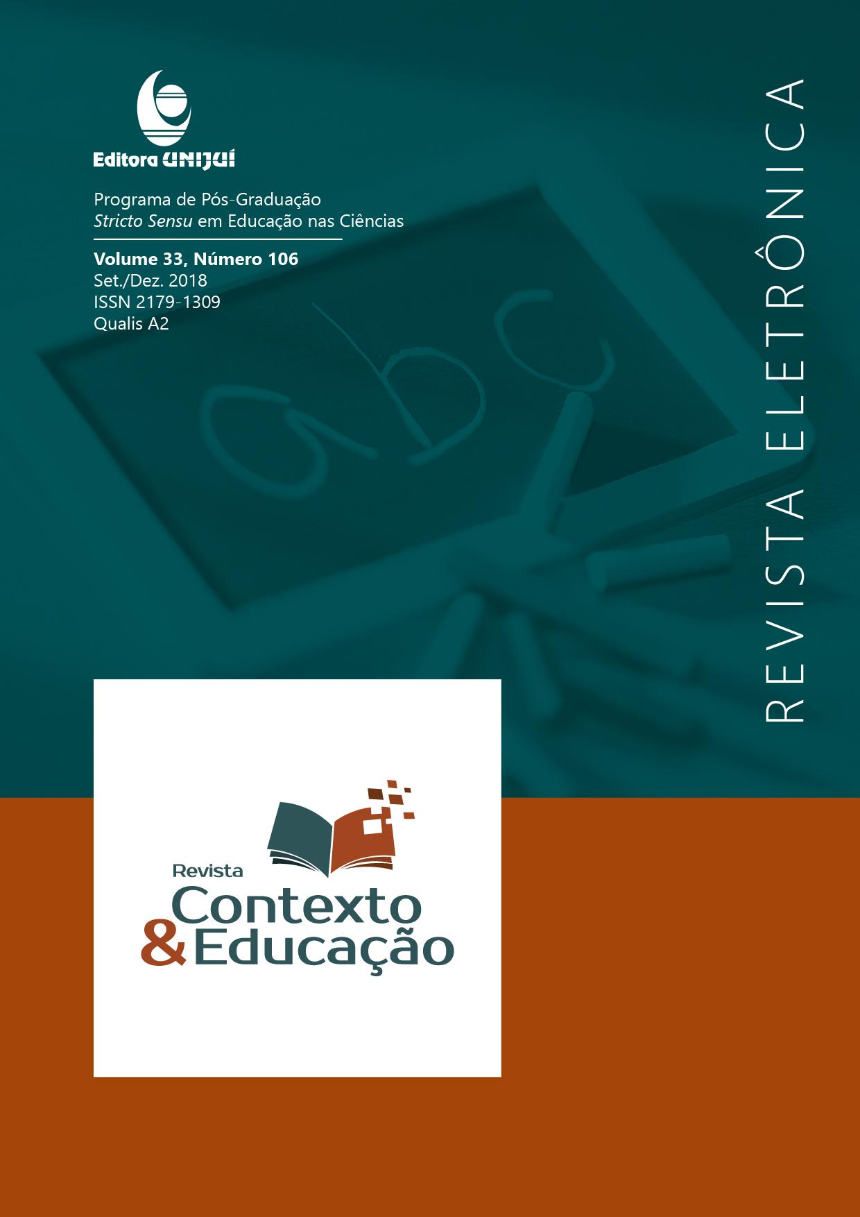 Visualizar v. 33 n. 106 (2018): Pensamento Complexo e Transdisciplinar: desafios educacionais