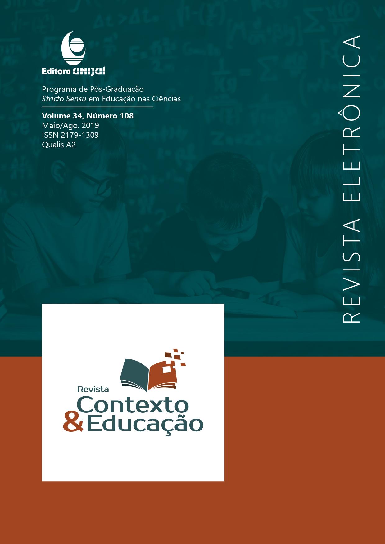 Visualizar v. 34 n. 108 (2019): Interculturalidade e Educação