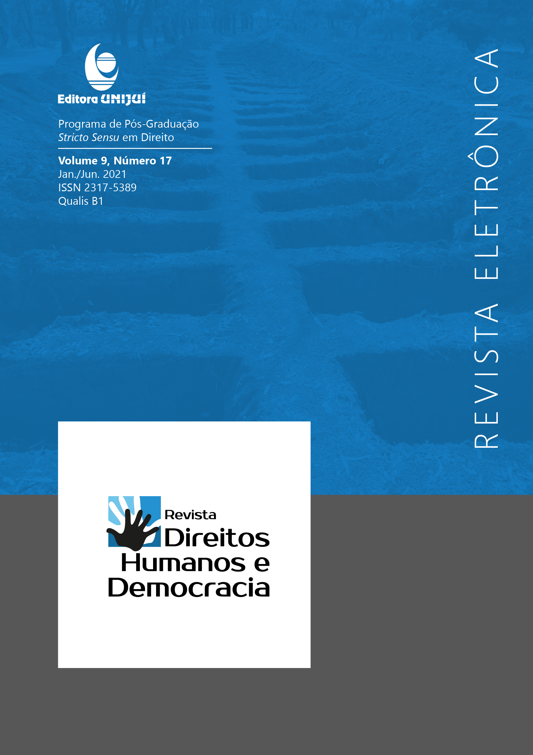 Visualizar v. 9 n. 17 (2021): REVISTA DIREITOS HUMANOS E DEMOCRACIA